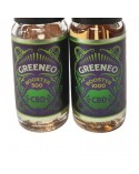 Booster CBD Greeneo 500 ou 1000 ml
