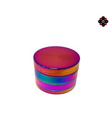 Grinders Rainbow Fat multicolore avec recuperateur 5 cm