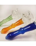 Bubbler Pipe en verre