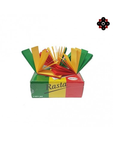 Paquet de cartons filtres Rasta lot de 100