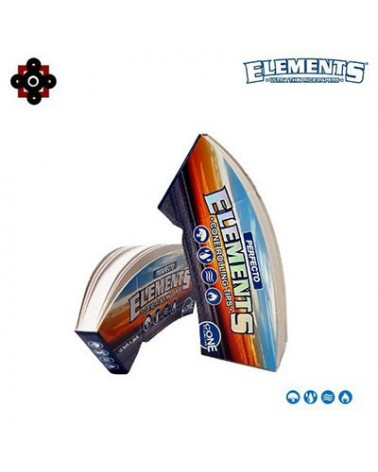 carnet de cartons cones Elements