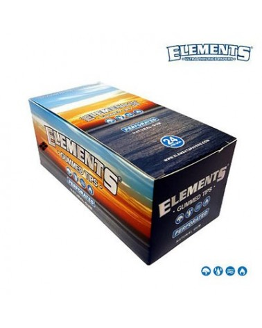 pack de carnets de cartons ELEMENTS GUMMED x 24