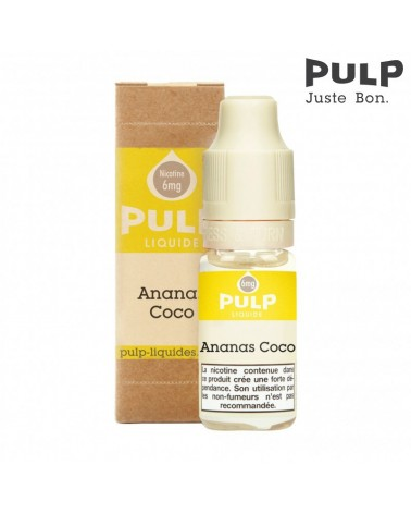 PULP Ananas Coco 10 ml