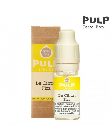 PULP le Citron Fizz10 ml
