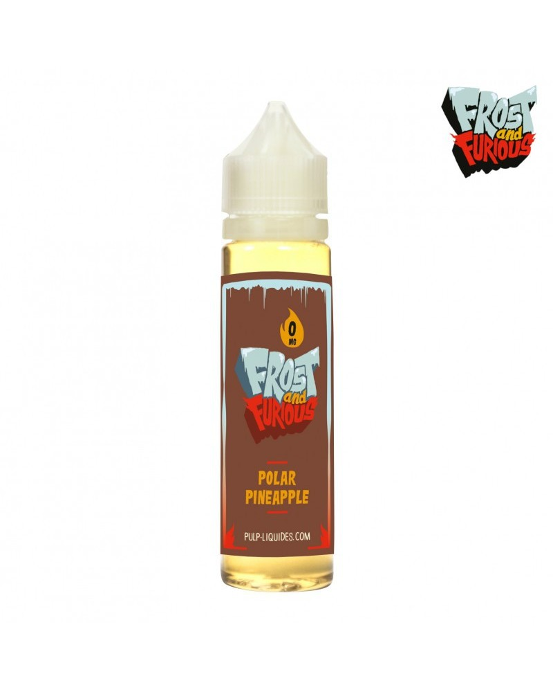 FROST AND FURIOUS - Polar Pineapple 50 ML
