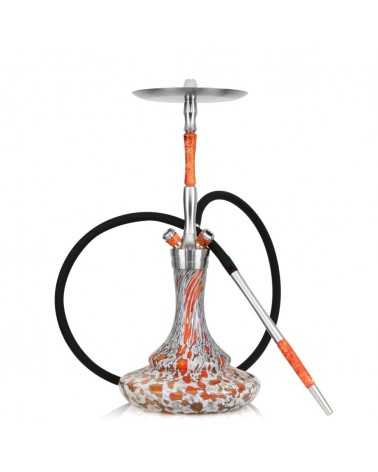 Chicha UNION HOOKAH Fibonnacci Acrylic Orange