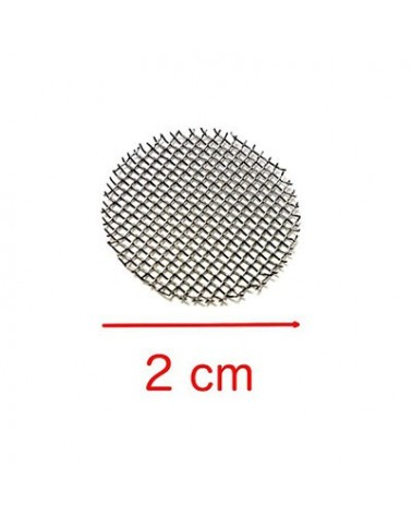 Grille grosse maille pour douille